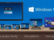 Windows 10 to Come in Seven Editions Optimized for Each Device Type