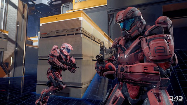 halo 5 guardians - multiplayer