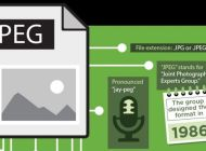 Difference Between JPEG, GIF, and PNG – Infographic