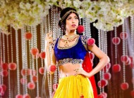 Disney Princesses Look Charming as Indian Brides