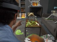 Watch: Incredible Microsoft HoloLens E3 Demo