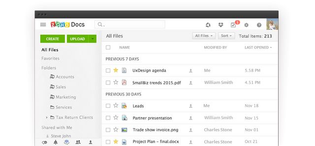 zoho-docs-overview