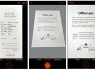 Microsoft Office Lens App Turns Your Smartphone into a Document Scanner