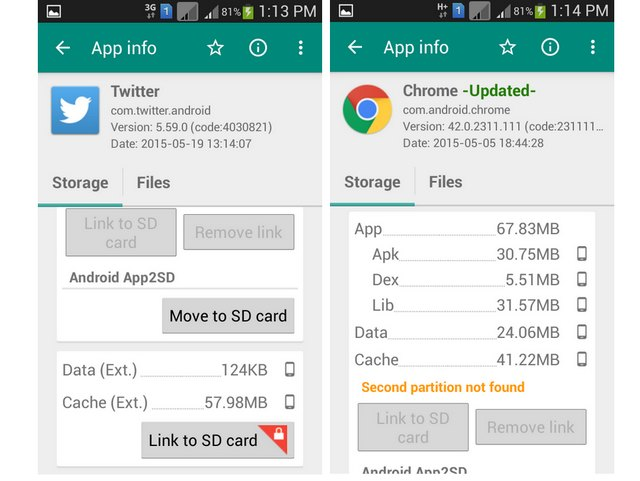 android-apps-cache