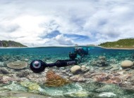 Google Street View Now Lets You Go Diving Underwater Without Getting Wet