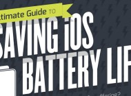 Simple Tips to Save iPhone Battery Life – Infographic
