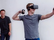Oculus Reveals the Final Version of The Rift with Oculus Touch and new VR Games