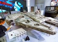 Hot Toys Announces Giant 18-Foot Long Millennium Falcon