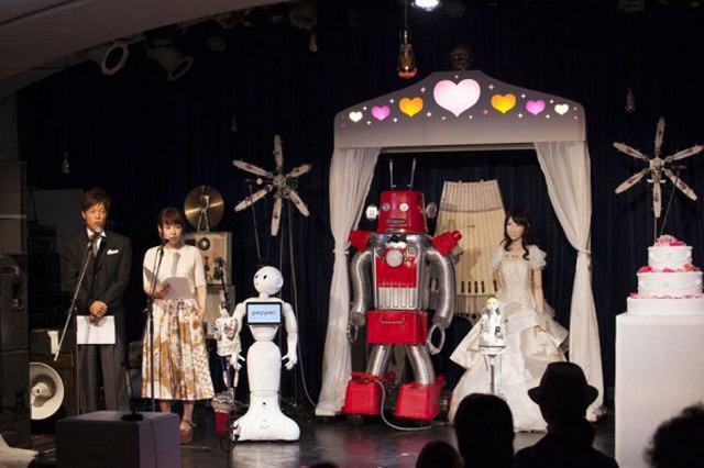robot-wedding-japan-1