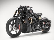 Confederate P51 Combat Fighter Motorcycle Looks Like Something Out of a Sci-Fi Movie