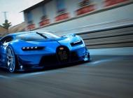 Bugatti Vision Gran Turismo Concept Car Can Hit 250MPH