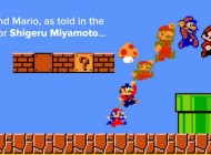 The 34-Year History of Mario – Infographic