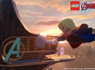 New LEGO Avengers Open World Game Trailer Shows Off Free Roaming