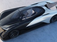 This 1000-Horsepower Electric Concept Car Looks Ridiculously Awesome
