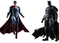 Check Out The Badass BATMAN v SUPERMAN Collectibles By Square Enix