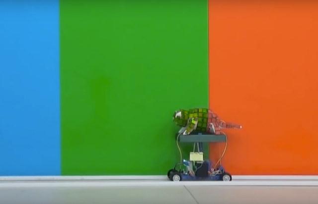 chameleon-robot