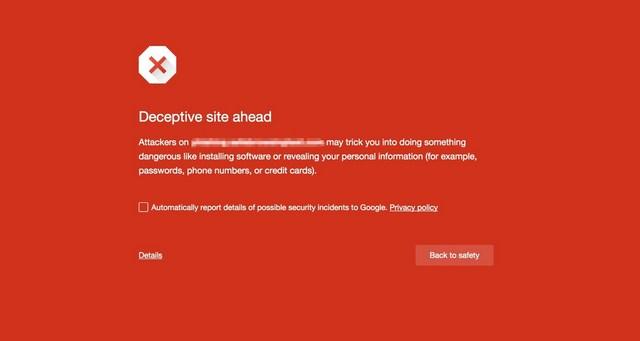 google-security-warning