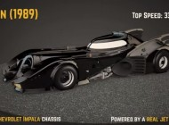 Watch: The Evolution of The Batmobile