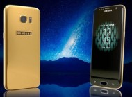 This Gold Plated Galaxy S7 Edge Is Only For The Serious Samsung Fans