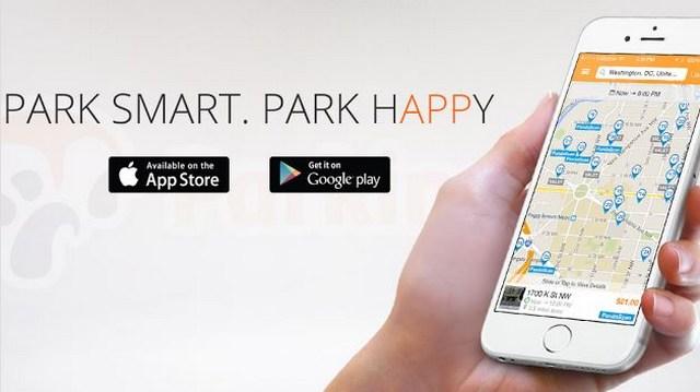 ParkingPanda App