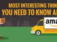 Interesting Facts About Amazon You (Probably) Didn't Know – Infographic