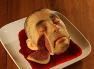 Incredibly Realistic Looking Human Head Cake Is Too Creepy To Look At